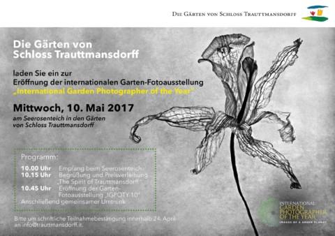 Fotoausstellung in den Gärten von Schloss Trauttmansdorff