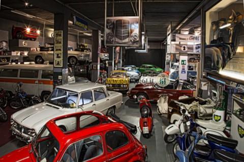 Fotoshooting Garage 61