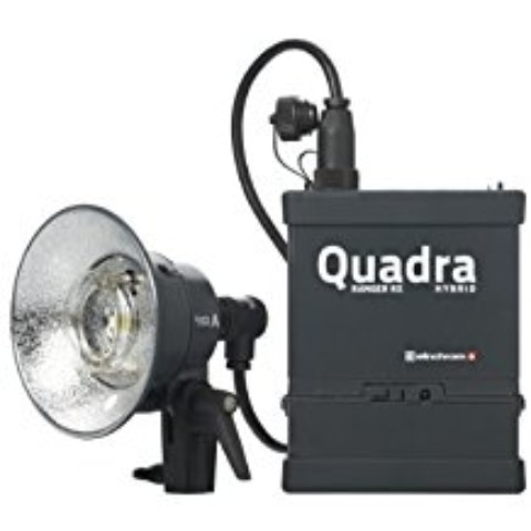 Verkauf von Elinchrome Quadra Blitzen