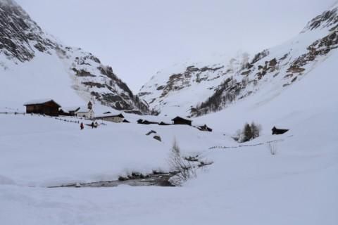 Idylle im Schnee