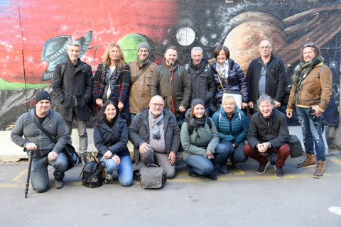 Fototag in Bozen mit Fotoklub Air55Fotostudio