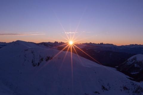 …zum Sonnenaufgang…am 25. Jänner 2020